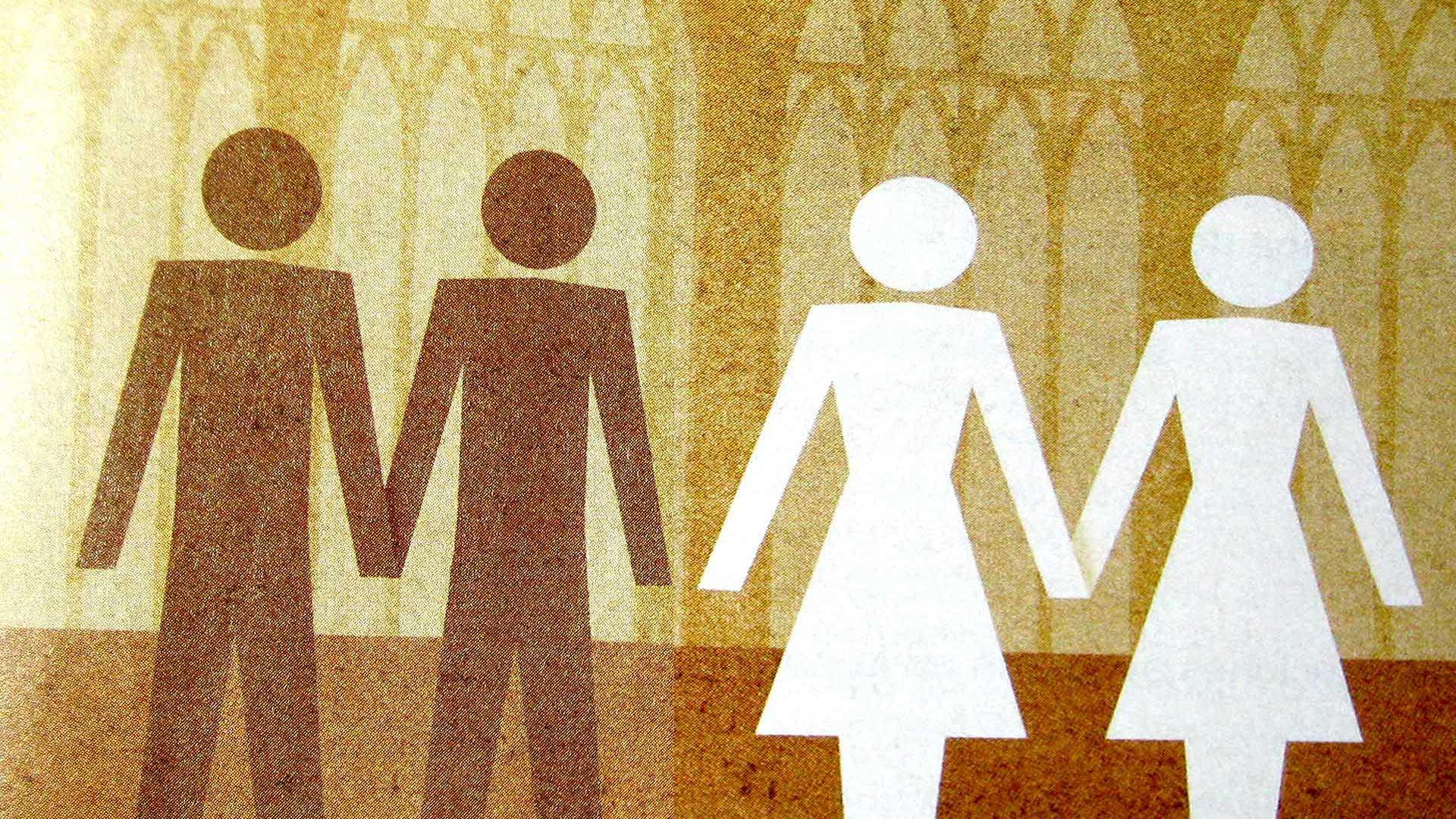 En la biblia donde se habla del homosexualismo